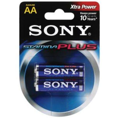 Bateria SONY Stamina Plus LR6 (2 szt.) (4901660143099)
