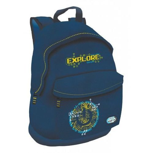 Starpak , plecak szkolny world ii (5901350262870)