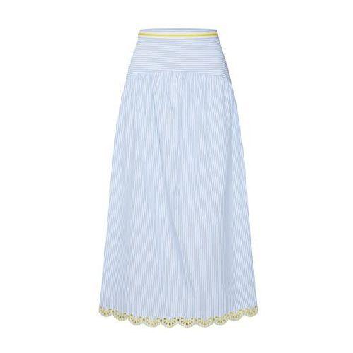 La Martina Spódnica jasnoniebieski / biały, w 5 rozmiarach