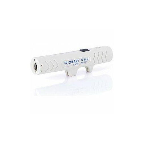 Uniwersalne narzędzie do ściągania izolacji Jokari 30200, Odpowiedni do Kabel energetyczny, Kabel instalacji bezpieczeństwa, 11 do 13 mm, 10 do 16 mm², SE-Strip, 30200