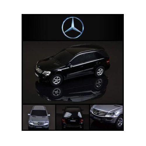 Duży Licencjonowany Zdalnie Sterowany SUV Mercedes ML (1:14) + Bezprzewodowy Pilot., 5907788895424