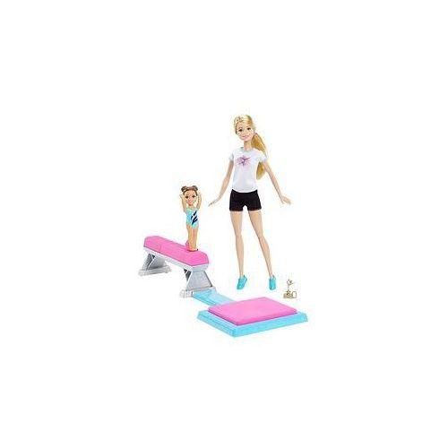 Barbie Trenerka gimnastyki Mattel