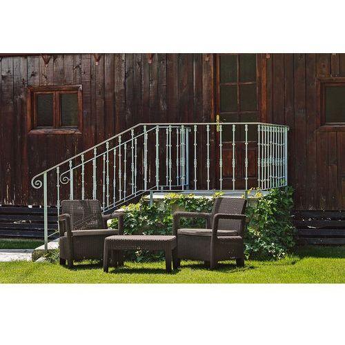 Allibert krzesło ogrodowe tarifa, 2 szt