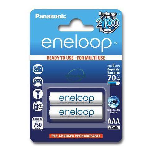 Panasonic Akumulator eneloop r03 aaa 800mah 2szt.