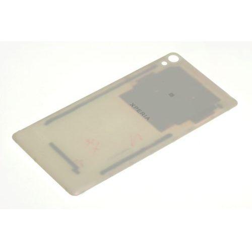 Oryginalna klapka baterii sony xperia xa biała grade b marki Samsung