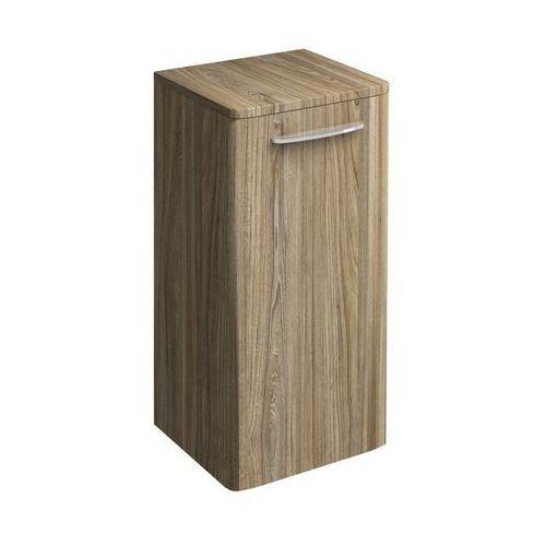 Koło Nova pro szafka wisząca boczna 33 x 65 3 x 28 cm niska szary jesion - 88437000