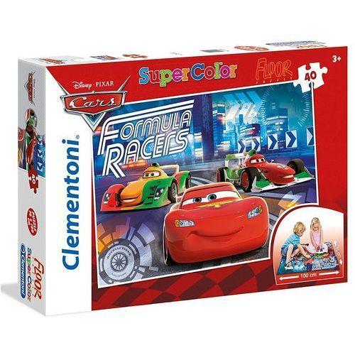 Clementoni, puzzle Auta (8005125254422)