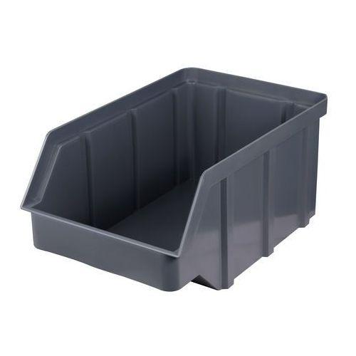 Array Plastikowy pojemnik warsztatowy - wym. 225 x 145 x 110 - kolor szary