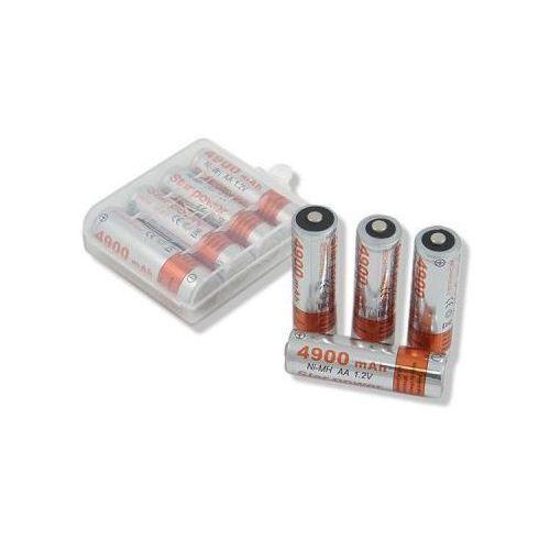 Akumulatorek AA/R6 (większy paluszek) o poj. 4900mAh!!