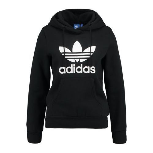 adidas Originals Bluza z kapturem black, kolor czarny