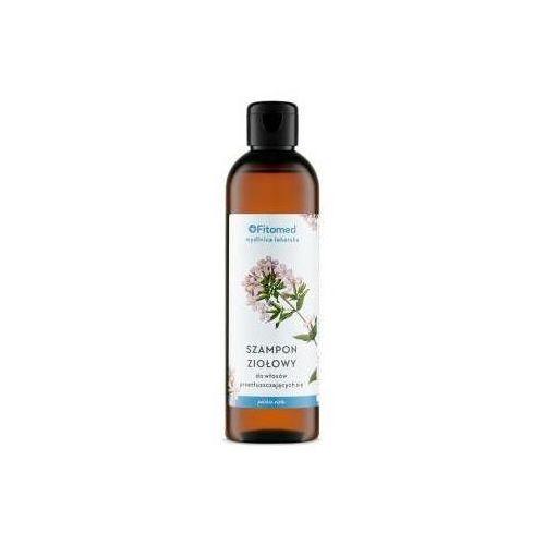 """Fitomed szampon ziołowy do włosów przetłuszczających się """"mydlnica lekarska"""" 250ml"""