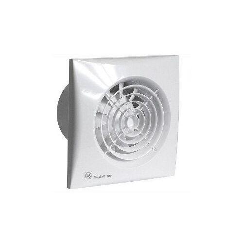 Venture industries /soler palau Wentylator łazienkowy cichy silent 100 crz - timer. biały