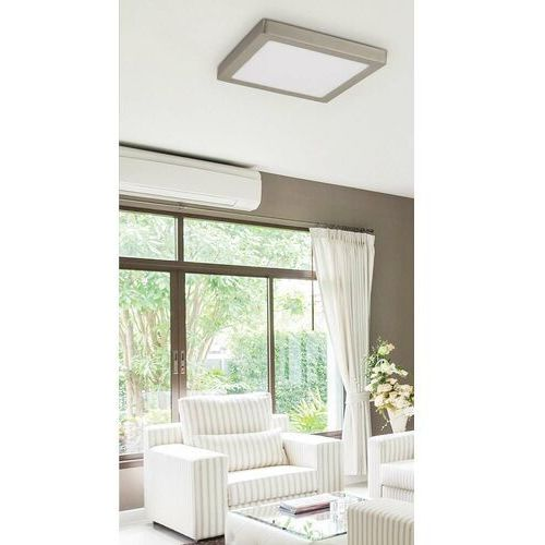 Plafon LAMPA sufitowa LOIS 2669 Rabalux ścienna OPRAWA kwadratowa LED 24W kinkiet satyna, 2669