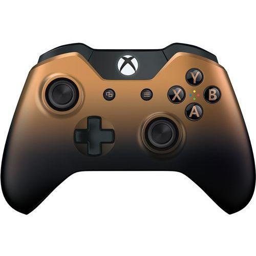 Microsoft  kontroler bezprzewodowy xbox one cooper shadow (0889842003697)