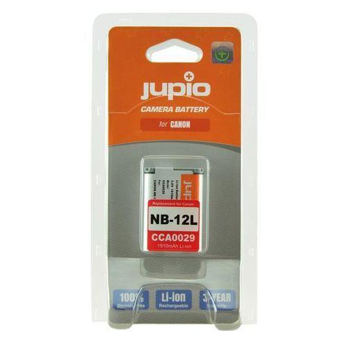 Akumulator JUPIO CCA0029 Canon NB-12L (8718503026749)