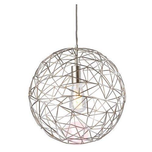 Sompex lampa wisząca CAGE satyna 79920