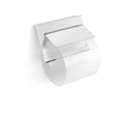 Stella milano uchwyt do papieru toaletowego / ruchomy z osłonką chrom 12.442 marki Akcesoria łazienkowe stella