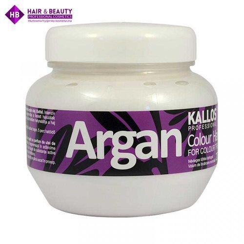 KALLOS Maska Argan 275 ml, 34381