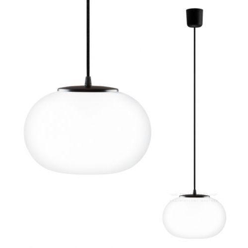 LAMPA wisząca DOSEI ELEMENTARY 1/S/OPAL MATTE Sotto Luce szklana OPRAWA klasyczna ZWIS biały matowy
