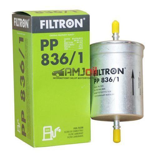 filtr paliwa pp836/1 audi a3 a4 leon golf marki Filtron