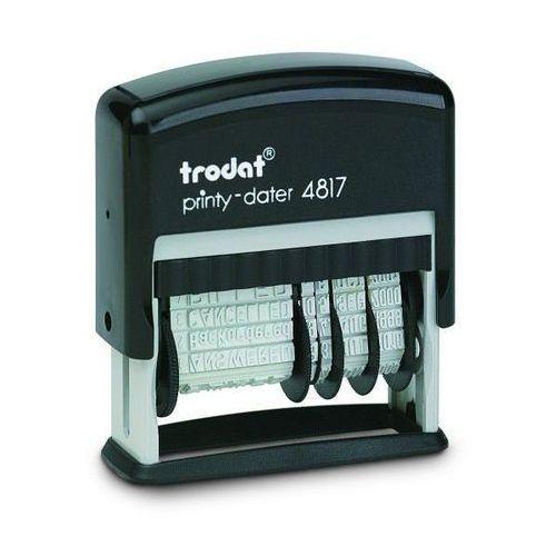 Datownik TRODAT 4817 3,8 mm - X06304, NB-1824
