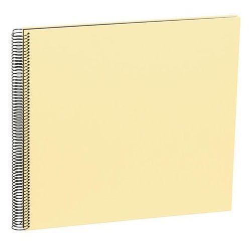Album na zdjęcia Uni Economy czarne karty duży kremowy, 352910