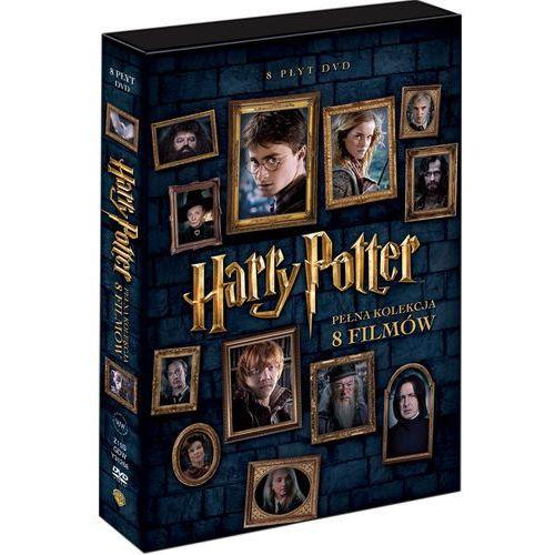 Harry Potter - Pełna Kolekcja 8 Filmów (DVD) - Chris Columbus; Alfonso Cuaron, Mike Newell, David Yates DARMOWA DOSTAWA KIOSK RUCHU (7321913312688)