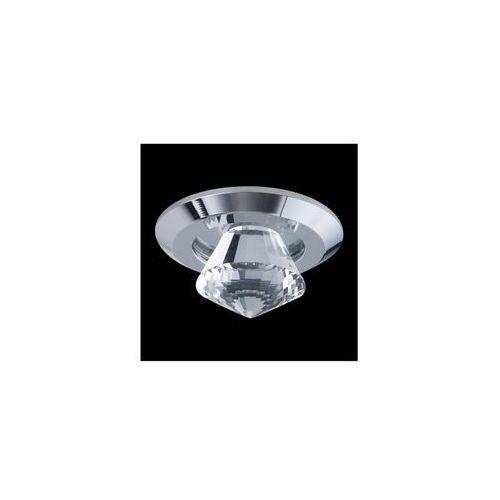 Oczko halogenowe 17017 LED 1X1W LED 71017 EMITOR, 71017