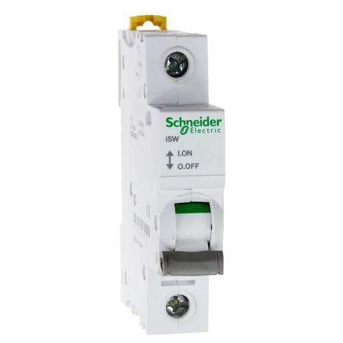 Rozłącznik izolacyjny modułowy iSW 1P 100A 250VAC A9S65191 Schneider Electric