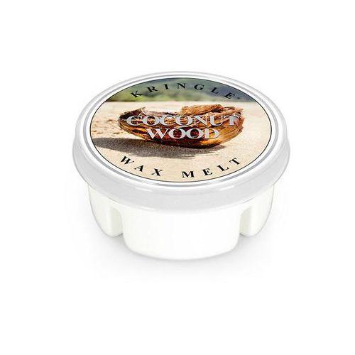Kringle candle Coconut wood wosk zapachowy drewno kokosowe 1,25oz, 35g