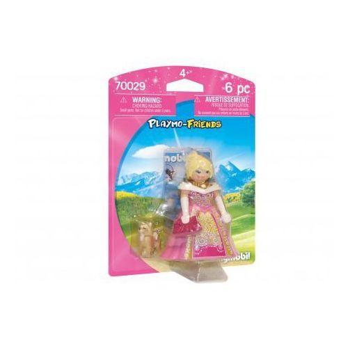 figurka księżniczka marki Playmobil