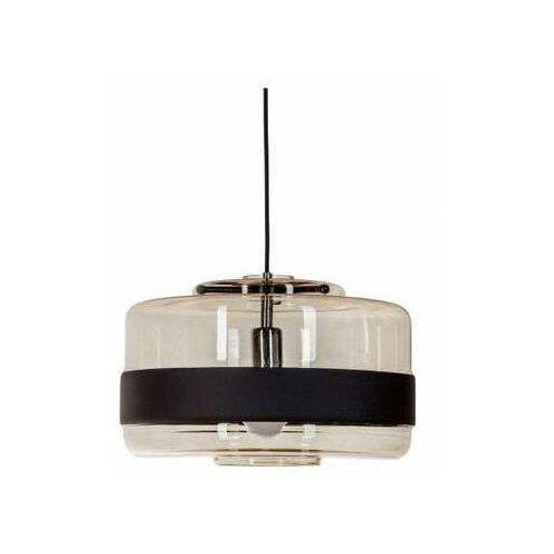 4 concepts umbriel amber wide z203111000 lampa wisząca zwis 1x60w e27 czarny marki 4concepts