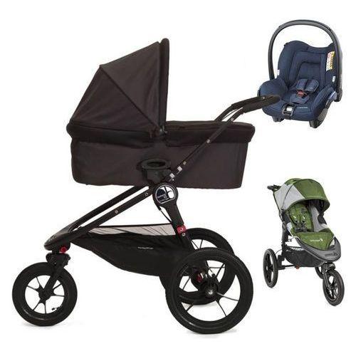 summit x3+gratis+gondola+fotelik (do wyboru) marki Baby jogger