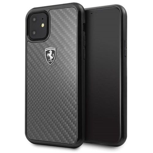 Ferrari fehcahcn61bk iphone 11 (czarny) (3700740459256)