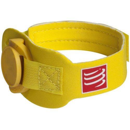Compressport Timing Chipband żółty 2017 Pasy do biegania