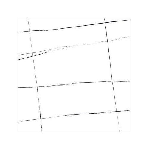 Iryda Gres szkliwiony polerowany monza white 60 x 60