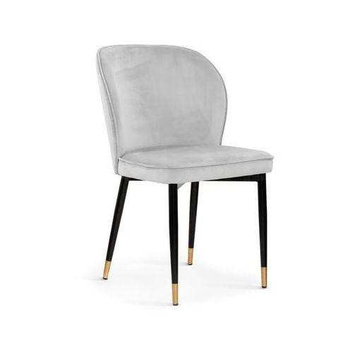 """Krzesło """"TWINS"""" jasno szare"""