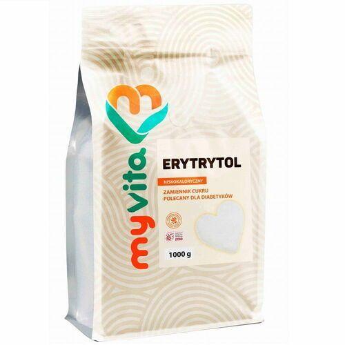 Erytrytol erytrol 1000g myvita marki Proness myvita proness anita karwacka-rózga ul. nowodworska 17, 59-220
