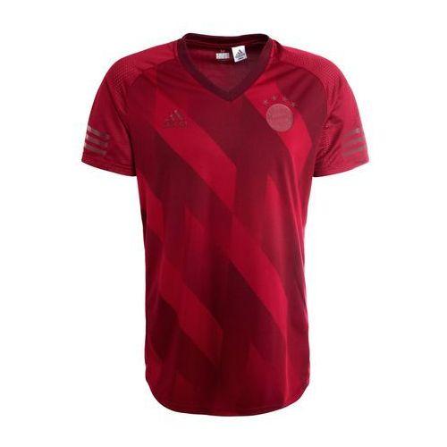 adidas Performance FC BAYERN MUENCHEN Artykuły klubowe maroon/collegiate burgundy