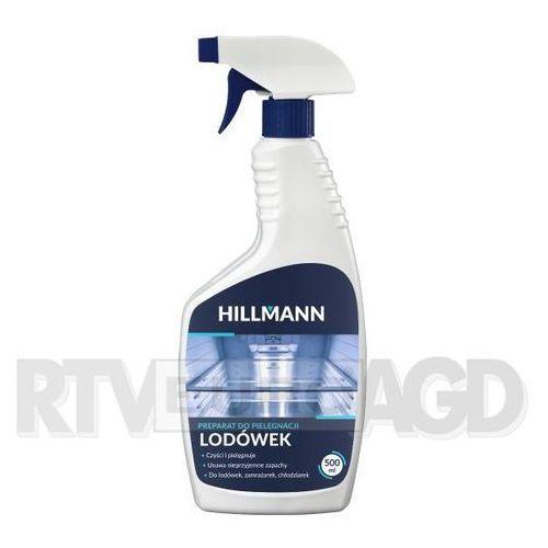 Hillmann preparat do pielęgnacji chłodziarek, zamrażarek i lodówek 500 ml agdlo01