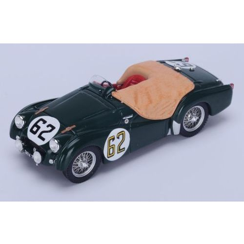 triumph tr2 #62 e. wadswoth/j. brown le man marki Spark