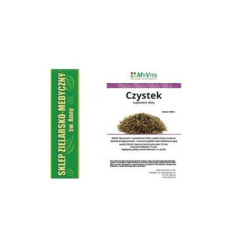Myvita Czystek - krojony liść 200 g  (5903111710552)
