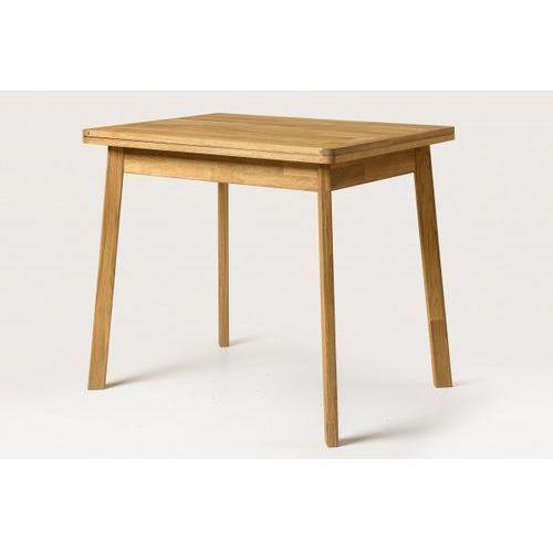 stół drewniany, dębowy rozkładany mido marki Signu design