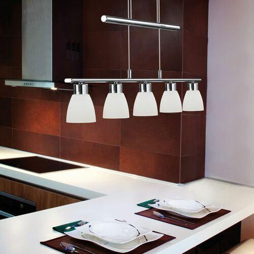Eglo 92226 - LED lampa wisząca TUFARA 5xLED/2,4W/230V