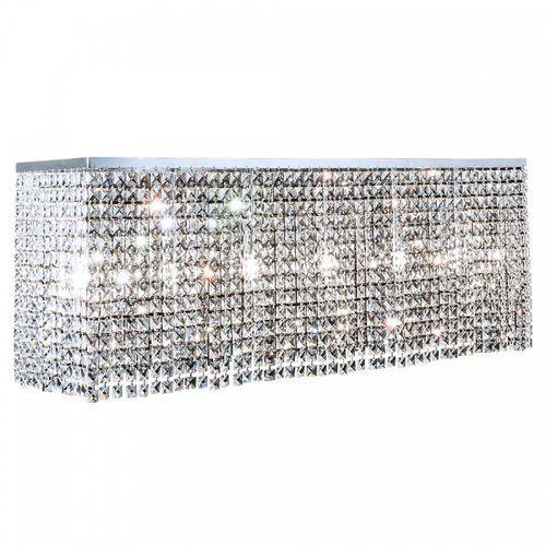 LAMPA wisząca EUPHORIA 5970628 Spotlight kryształowa OPRAWA zwis crystal prostokątna przezroczysta, 5970628