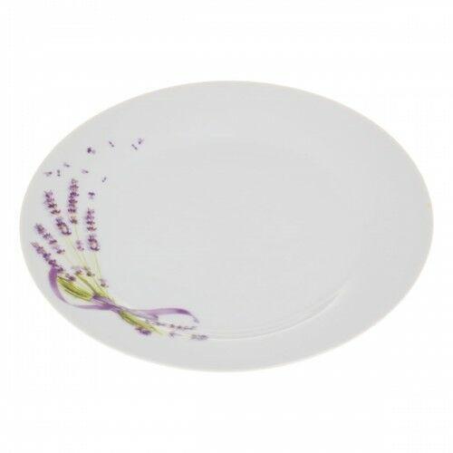 Koko Talerz obiadowy płytki 24 cm lawenda 4749