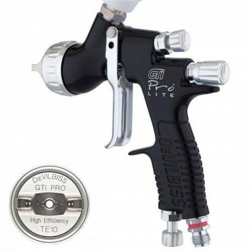 pistolet lakierniczy gti pro lite prolt-gte10-13bk marki Devilbiss