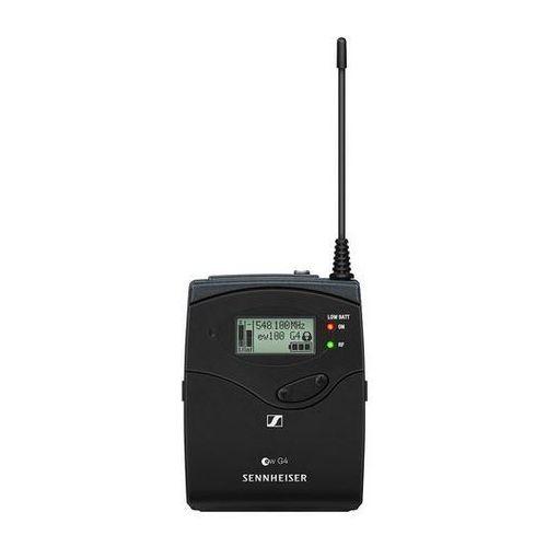 Sennheiser ek100 g4-b odbiornik miniaturowy w paśmie 626-668 mhz