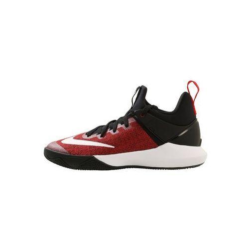 Nike Performance ZOOM SHIFT Obuwie do koszykówki university red/white black, 897653