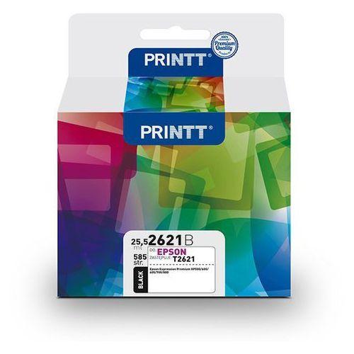 Ntt system Tusz printt do epson nae2621b (t2621) czarny 25,5 ml